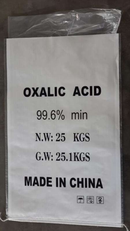 Oxalic Acid for Light Industry 99.6%