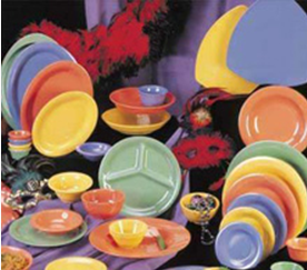 Is there any toxicity of melamine tableware?