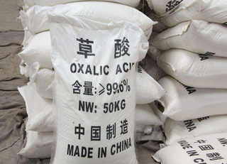 Oxalic Acid Matallurgy Industry 99.6%